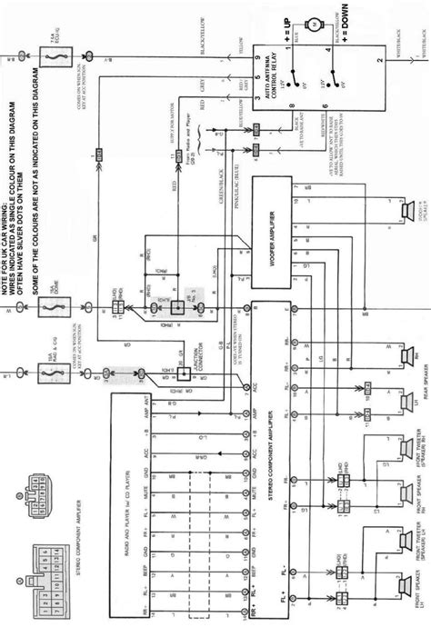 1985 toyota mr2 wiring diagram 30 wiring diagram images