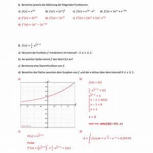 Potenzen Berechnen Ohne Taschenrechner : exponentialfunktionen e funktionen mathe test mit l sungen ~ Themetempest.com Abrechnung