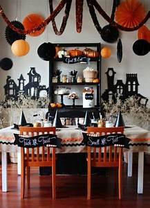 Idée Pour Halloween : d coration halloween maison en plus de 50 id es simples ~ Melissatoandfro.com Idées de Décoration