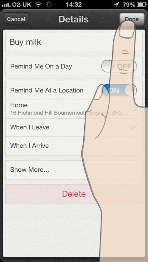 how to use reminders on iphone how to set a reminder on an iphone 11 steps with pictures