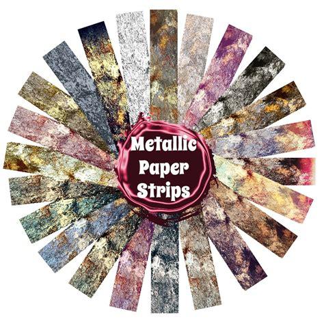 paper strips paper strips  paper beads paper bead