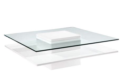 bureau design blanc laqué table basse brenton verre blanc table basse topkoo