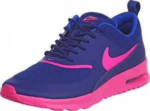 Nike Air Max Thea W Shoes Blue Pink