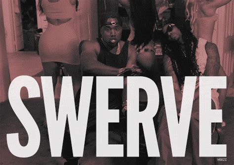Swerve Meme - gif lyrics kanye kanye west yeezy throwyadiamonds yeezi 2 chainz swerve birthday song yeezigif