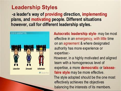 educational leadership  teachers  educators