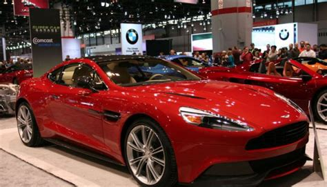 New Vantage Sports Car By Aston Martin Launched In India