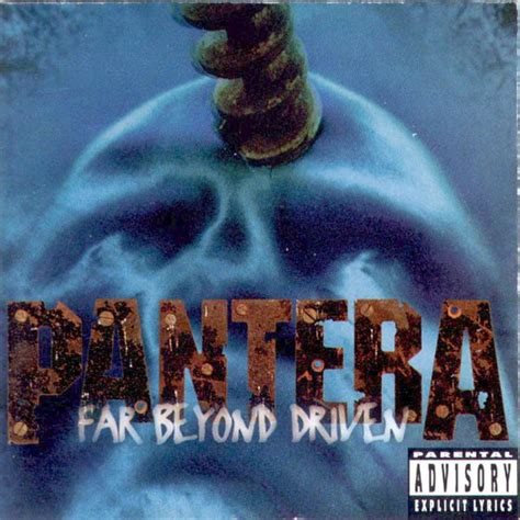 Shedding Skin Pantera Traducida by Pantera Far Beyond Driven Album Rincon Metalero
