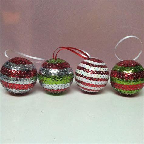 best 25 sequin ornaments ideas on pinterest homemade