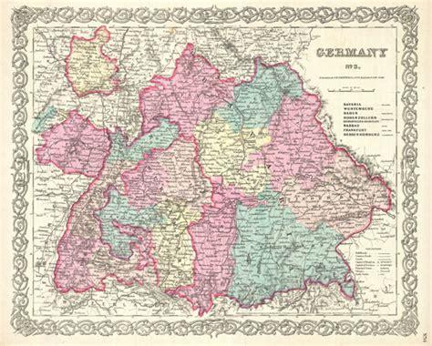 Germany No. 3.: Geographicus Rare Antique Maps
