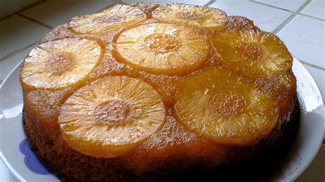 recette dessert ananas caramelise recette le g 226 teau 224 l ananas caram 233 lis 233 desserts cuisine vins