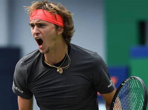 3 in the world by the association of tennis profe. Alexander Zverev Scares Ball Boy With Intense Celebration ...