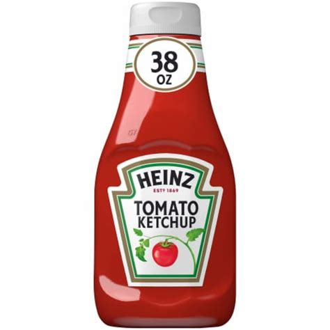 Fry's Food Stores - Heinz Tomato Ketchup, 38 oz
