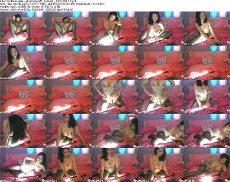 webcam archiver profile of alleybaggett cam public webcam shows page