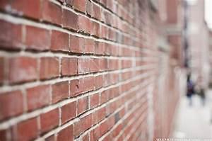 garage je veux isoler un garage en structure de brique With mur de brique exterieur