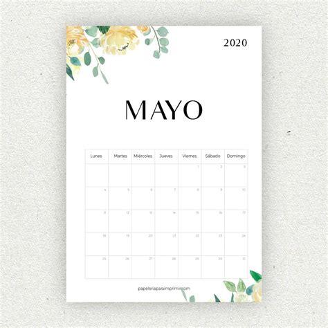 calendario imprimir papeleria imprimir