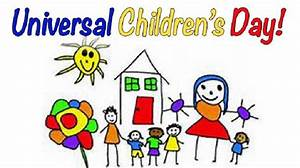 Universal Children's Day being observed today | World - Geo.tv