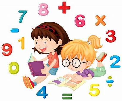 Math Reading Vector Clipart Graphics