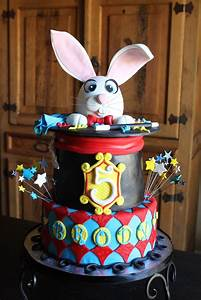 21 best Magic Party Cakes images on Pinterest