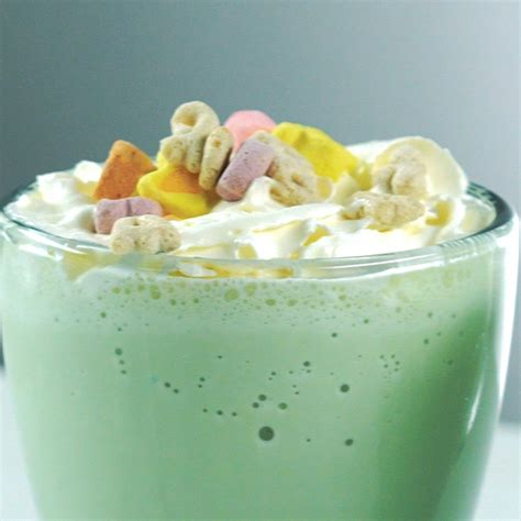 cereal milkshake lucky charms cereal milkshakes proves cereal isn t just for breakfast