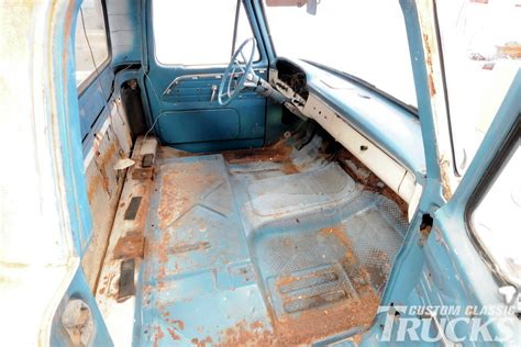 ford interior upgrade rags  riches hot rod network