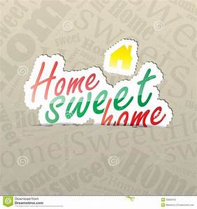Home Sweet Home Background Royalty Free Stock Photos ...