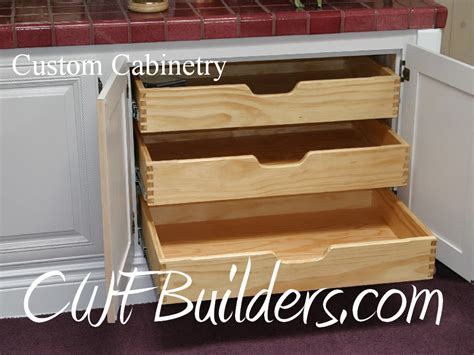 how to make drawers for kitchen cabinets woodwork cabinet drawers pdf plans 9484