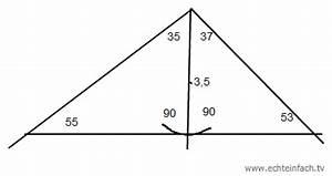 30 Grad Winkel Konstruieren : wie konstruiere ich ein dreieck mit den angaben h he 3 5cm alpha 55 grad gamma 72 grad ~ Frokenaadalensverden.com Haus und Dekorationen