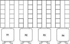 Bmw 3 Series E36 And E35  5  1990 - 2000  - Fuse Box Diagram