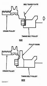 1991 Mercury Capri Serpentine Belt Routing And Timing Belt