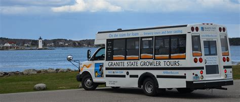 granite state growler tours adds new portsmouth stop