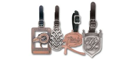 custom tags trophies awards plaques