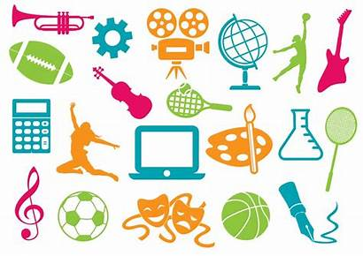 Activities Extracurricular Extra Curricular English Events