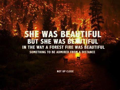 foto de Forest Fire Quotes QuotesGram