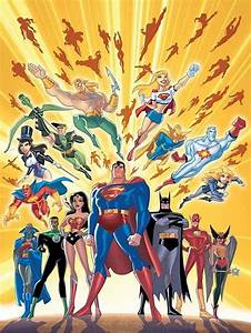 Justice League Unlimited (2004) | The Geek In Me | Pinterest