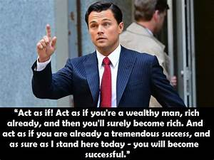 The Wolf Of Wall Street Quotes From Jordan Belfort Are So ...