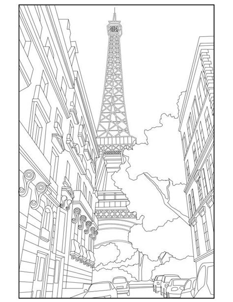 paris colouring  doodling journal images
