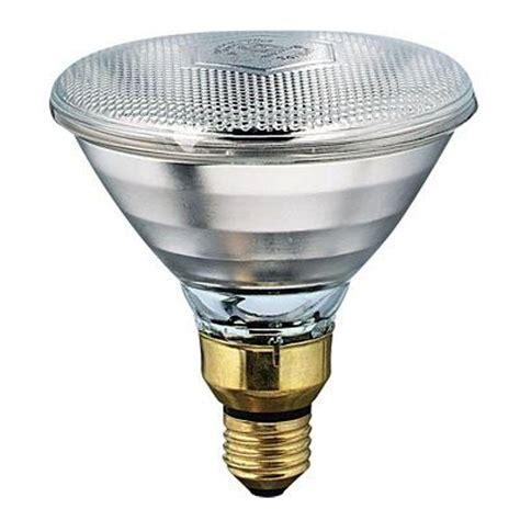 heat l light bulb philips 175 watt 120 volt incandescent par38 heat l