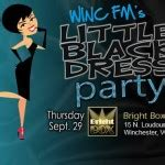 winc fms  black dress party  town winchester