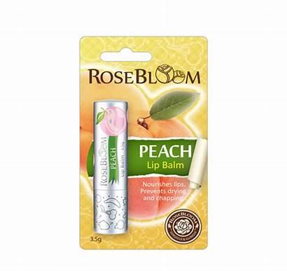 Lip Balm Flavored Rose San