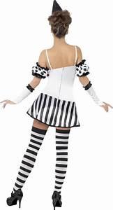 Kostüm Pantomime Damen : sexy clowns pantomime kost m f r damen kost me f r erwachsene und g nstige faschingskost me ~ Frokenaadalensverden.com Haus und Dekorationen