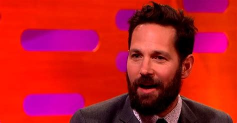 WATCH: Paul Rudd Geeked Out on