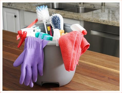 Cleaning Of Kitchen by How To Clean Kitchen Cabinets In 10 Steps With Pictures