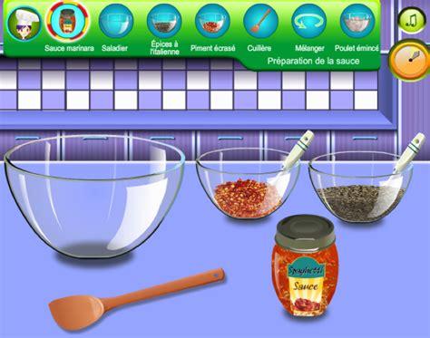 jeux jeux de cuisine jeu cuisine lasagnes roulees au poulet