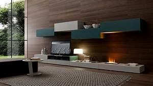 Furniture Enchanting Wall Cabinet For Led Tv Design Ideas