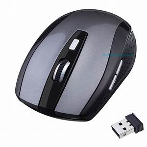 2 4ghz Wireless Optical Mouse  U0026usb Receiver Adjustable Dpi