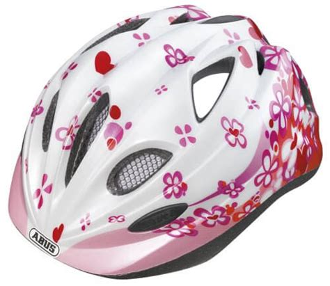 kinder fahrradhelm abus abus kinder fahrradhelm chilly pink 52 57 cm 43366 1