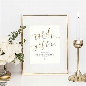 Personalised, Wedding, Table, Sign