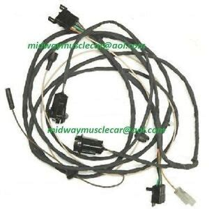 1965 Chevy Truck Wiring Harnes by Rear Light Wiring Harness 65 1965 Chevy Chevrolet