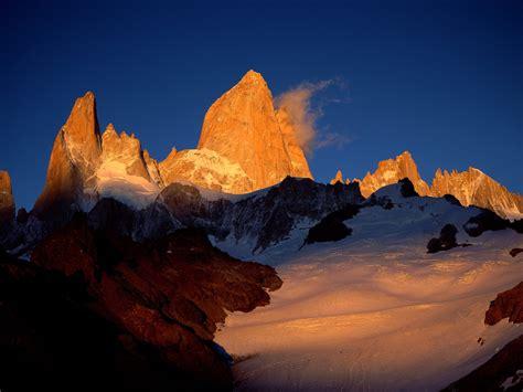 Parque Nacional Los Glaciares National Park Argentine