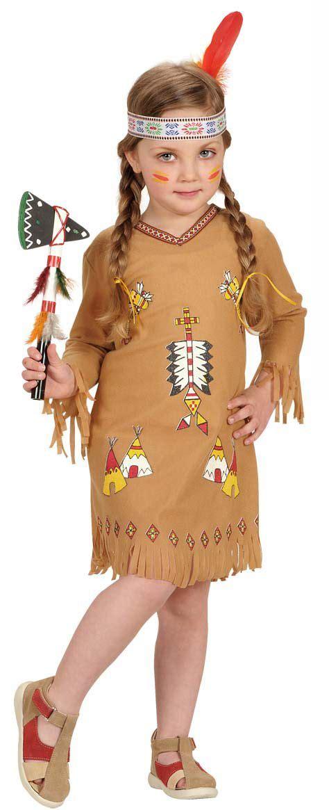 Resultado de imagen para disfraces para niñas de indigenas